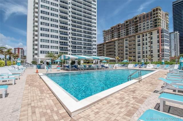 3140 S Ocean Dr #312, Hallandale Beach, FL 33009 (#A11053141) :: Posh Properties