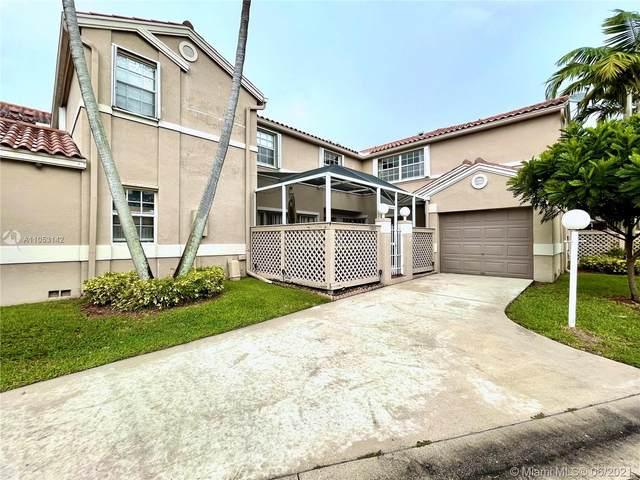 11005 Neptune Dr #11005, Cooper City, FL 33026 (MLS #A11053142) :: Green Realty Properties