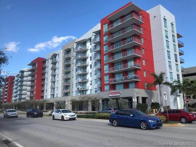7661 NW 107th Ave #806, Doral, FL 33178 (MLS #A11053177) :: Castelli Real Estate Services