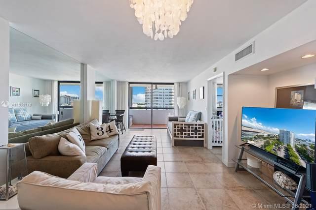 1775 Washington Ave 10D, Miami Beach, FL 33139 (#A11053178) :: Posh Properties