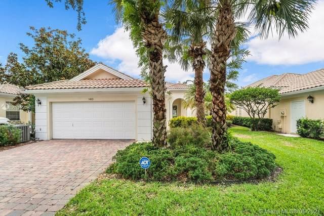 1413 James Bay Rd, Palm Beach Gardens, FL 33410 (MLS #A11053209) :: Green Realty Properties