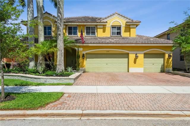 1175 Peregrine Way, Weston, FL 33327 (MLS #A11053226) :: The Riley Smith Group