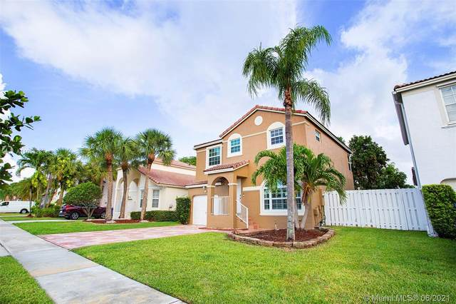 15111 NW 6th Ct, Pembroke Pines, FL 33028 (MLS #A11053287) :: The Howland Group