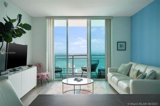 951 Brickell Ave #2502, Miami, FL 33131 (MLS #A11053291) :: The Howland Group