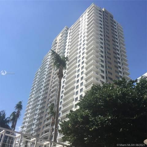 801 Brickell Key Blvd #1901, Miami, FL 33131 (MLS #A11053300) :: The Rose Harris Group