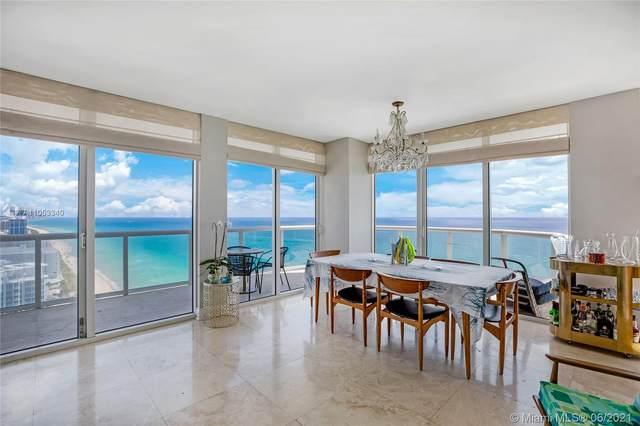 6365 Collins Ave #3501, Miami Beach, FL 33141 (#A11053340) :: Posh Properties