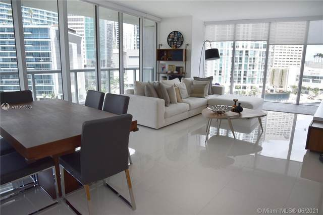 465 Brickell Ave #1002, Miami, FL 33131 (MLS #A11053359) :: The Rose Harris Group