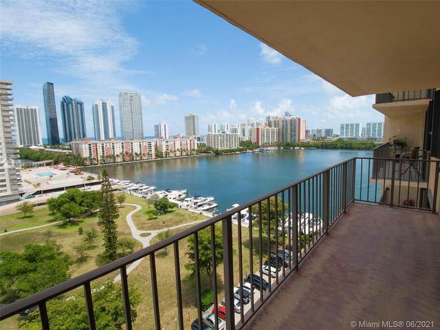 290 174th St #1412, Sunny Isles Beach, FL 33160 (MLS #A11053375) :: Castelli Real Estate Services