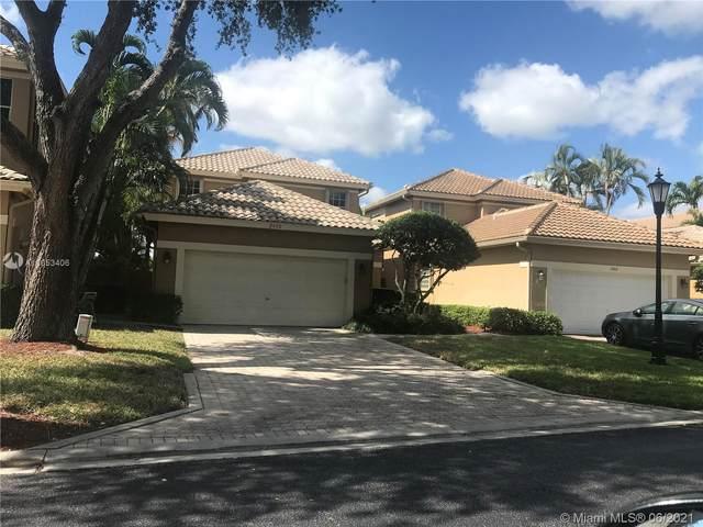 2458 NW 67th St, Boca Raton, FL 33496 (#A11053406) :: Posh Properties