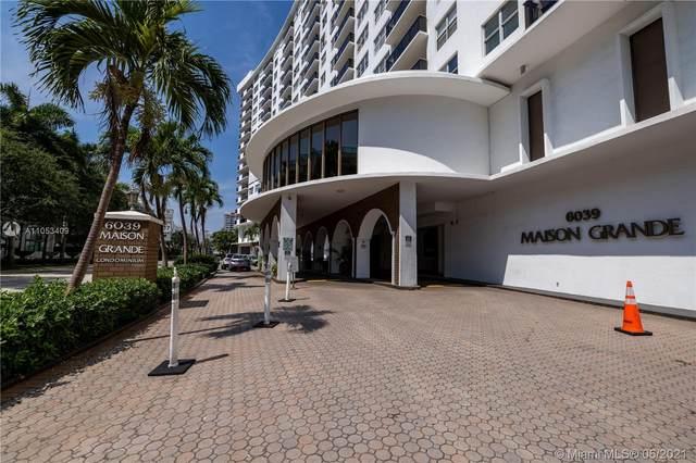 6039 Collins Ave #1507, Miami Beach, FL 33140 (#A11053409) :: Dalton Wade