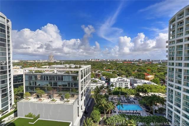 3400 SW 27th Ave #1605, Miami, FL 33133 (#A11053421) :: Posh Properties