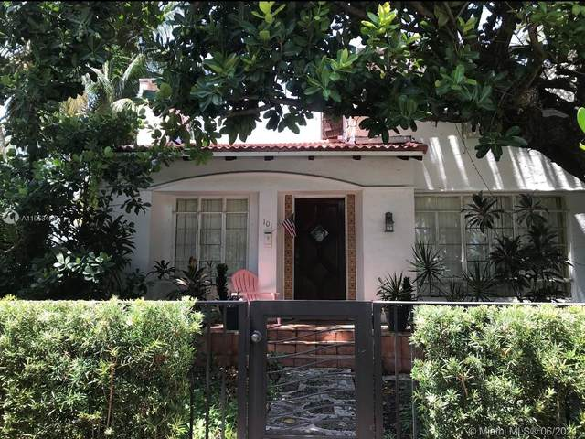 101 78th St, Miami Beach, FL 33141 (MLS #A11053427) :: The Riley Smith Group