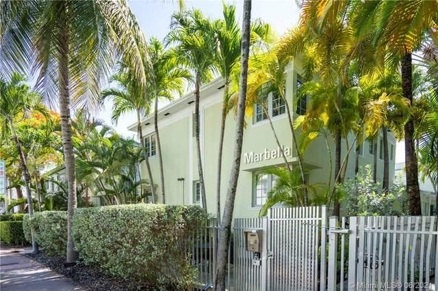 1561 Lenox Ave #6, Miami Beach, FL 33139 (MLS #A11053477) :: Castelli Real Estate Services