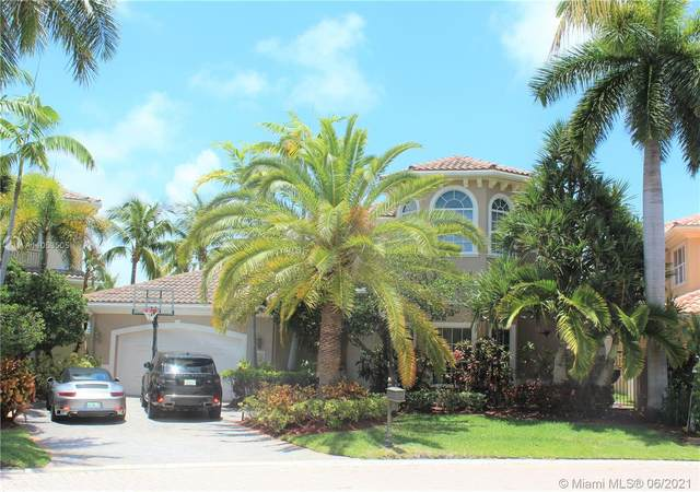 1462 Commodore Way, Hollywood, FL 33019 (MLS #A11053505) :: Castelli Real Estate Services