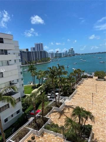 11 Island Ave #708, Miami Beach, FL 33139 (MLS #A11053518) :: Dalton Wade Real Estate Group