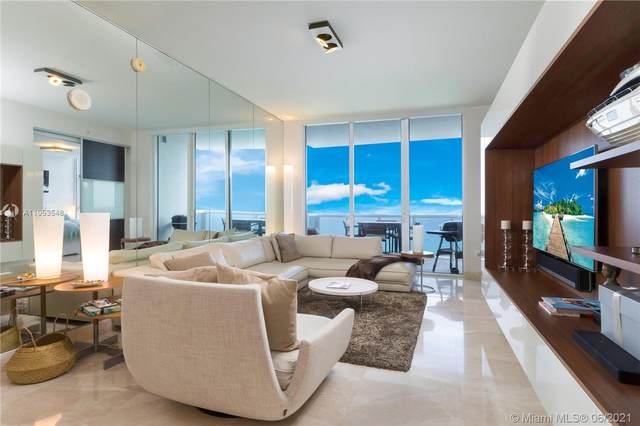 18201 Collins Ave #4208, Sunny Isles Beach, FL 33160 (MLS #A11053548) :: The Rose Harris Group