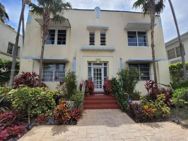 928 Euclid Ave #5, Miami Beach, FL 33139 (MLS #A11053573) :: The Paiz Group