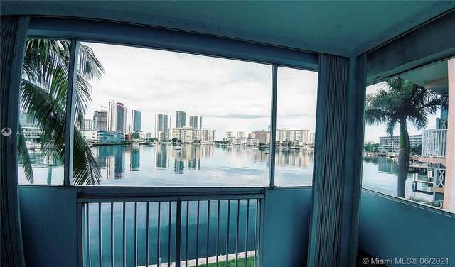 462 Golden Isles Dr #211, Hallandale Beach, FL 33009 (#A11053609) :: Posh Properties