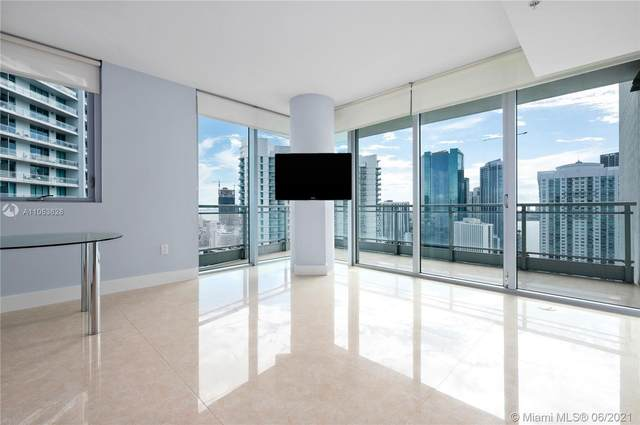 92 SW 3rd St #3510, Miami, FL 33130 (MLS #A11053628) :: The Jack Coden Group