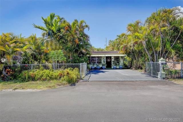 1440 NE 183rd St, North Miami Beach, FL 33179 (MLS #A11053642) :: The Rose Harris Group