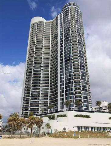 17201 Collins Ave #504, Sunny Isles Beach, FL 33160 (#A11053651) :: Posh Properties