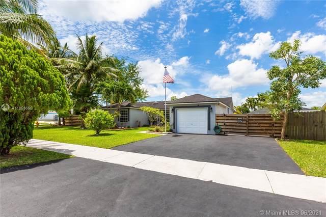 14202 SW 155th St, Miami, FL 33177 (MLS #A11053666) :: Rivas Vargas Group