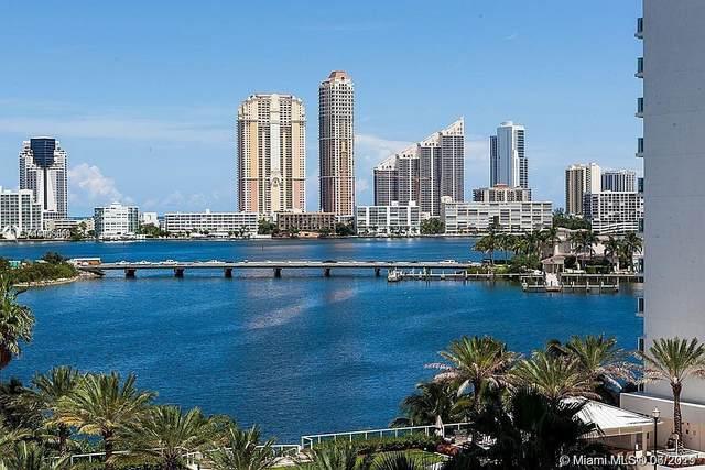 3301 NE 183rd St #701, Aventura, FL 33160 (MLS #A11053669) :: Berkshire Hathaway HomeServices EWM Realty