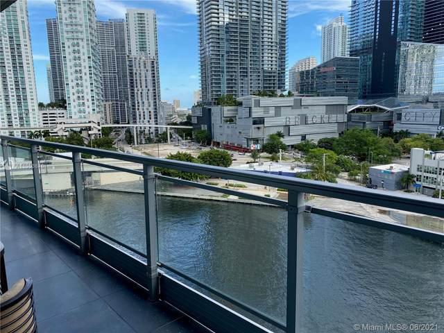 92 SW 3rd St #1102, Miami, FL 33130 (MLS #A11053670) :: Douglas Elliman