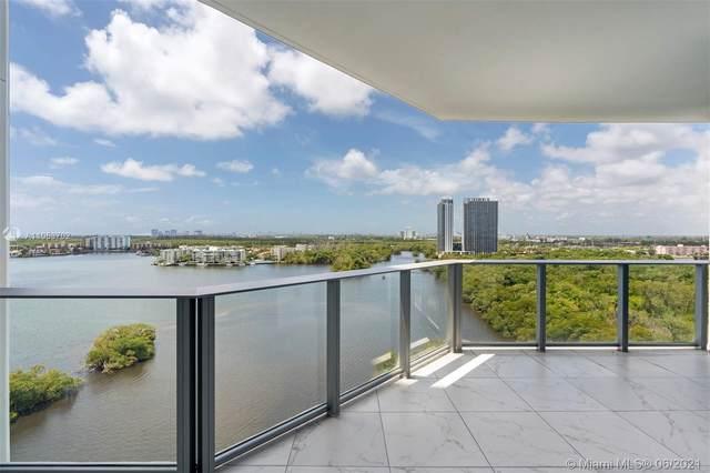 17111 Biscayne Blvd #1404, North Miami Beach, FL 33160 (#A11053702) :: Posh Properties