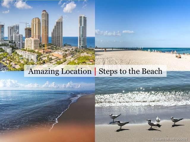 210 174th St M12, Sunny Isles Beach, FL 33160 (MLS #A11053781) :: Castelli Real Estate Services
