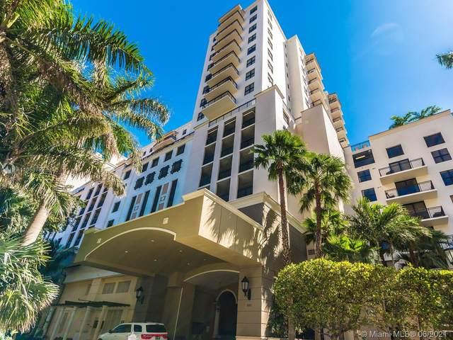 888 S Douglas Rd #1117, Coral Gables, FL 33134 (MLS #A11053792) :: Berkshire Hathaway HomeServices EWM Realty