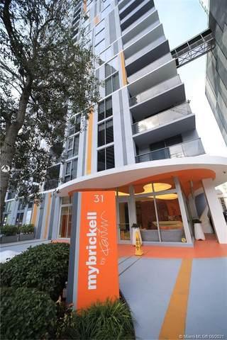 31 SE 6th St #1506, Miami, FL 33131 (MLS #A11053815) :: Castelli Real Estate Services