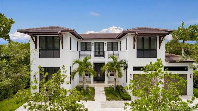 816 Paradiso Ave, Coral Gables, FL 33146 (MLS #A11053827) :: Albert Garcia Team