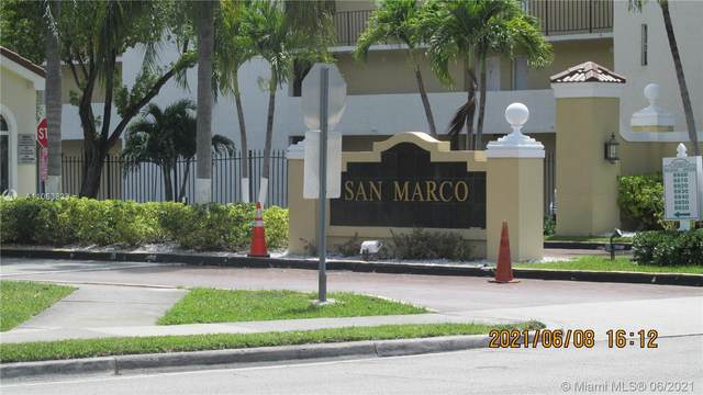 8810 Fontainebleau Blvd #210, Miami, FL 33172 (MLS #A11053833) :: The Teri Arbogast Team at Keller Williams Partners SW