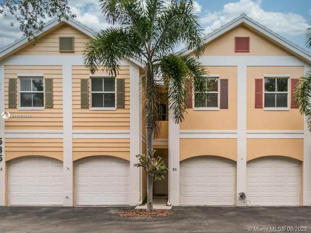 535 SW 18th Ave #31, Fort Lauderdale, FL 33312 (MLS #A11053848) :: Douglas Elliman