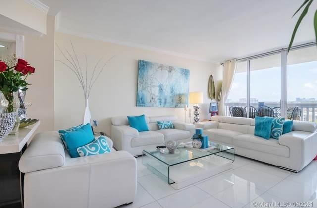 2000 Island Blvd #1108, Aventura, FL 33160 (MLS #A11053856) :: Dalton Wade Real Estate Group