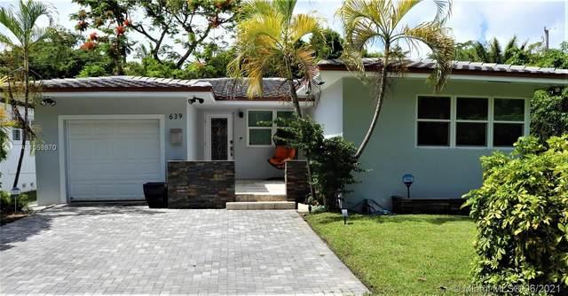 639 Bird Rd, Coral Gables, FL 33146 (MLS #A11053870) :: Berkshire Hathaway HomeServices EWM Realty