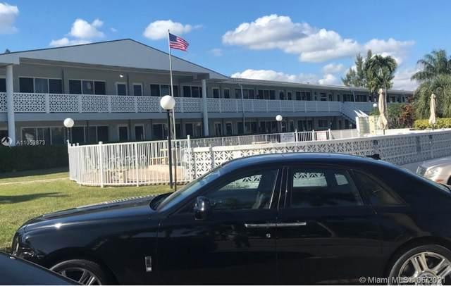 600 Layne Blvd #210, Hallandale Beach, FL 33009 (MLS #A11053873) :: Team Citron