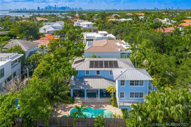 280 Woodcrest Road, Key Biscayne, FL 33149 (MLS #A11053883) :: CENTURY 21 World Connection