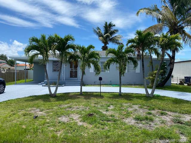 1741 SW 75th Avenue Rd, Miami, FL 33155 (MLS #A11053926) :: The Howland Group