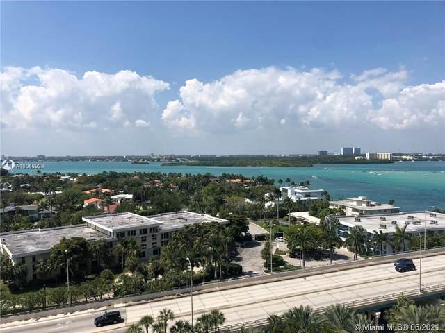 10275 Collins Ave #1129, Bal Harbour, FL 33154 (MLS #A11053939) :: Miami Villa Group