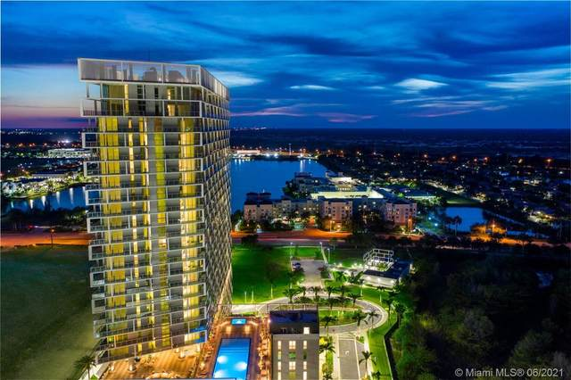 2000 Metropica Way #1705, Sunrise, FL 33323 (MLS #A11053940) :: THE BANNON GROUP at RE/MAX CONSULTANTS REALTY I
