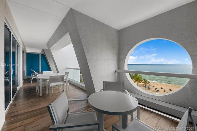 551 N Fort Lauderdale Beach Blvd R404, Fort Lauderdale, FL 33304 (MLS #A11053945) :: Castelli Real Estate Services