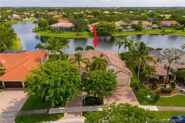 5213 Kensington Cir, Coral Springs, FL 33076 (MLS #A11053952) :: Re/Max PowerPro Realty