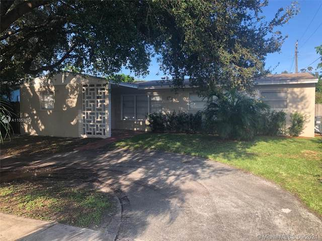 1911 N 31st Ct, Hollywood, FL 33021 (MLS #A11053954) :: The Riley Smith Group