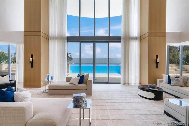 19575 Collins Ave #4, Sunny Isles Beach, FL 33160 (#A11053983) :: Posh Properties