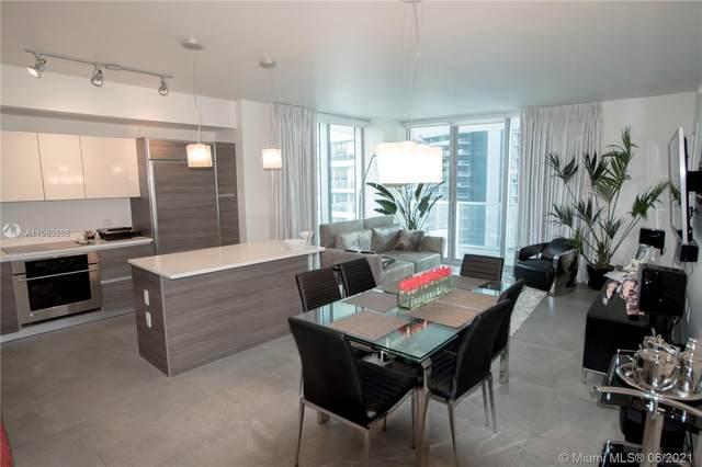 1100 S Miami Ave #2810, Miami, FL 33130 (MLS #A11053995) :: Castelli Real Estate Services