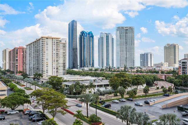 251 174th St #1008, Sunny Isles Beach, FL 33160 (MLS #A11054000) :: Equity Realty