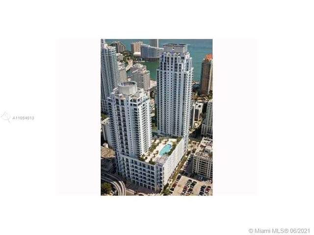 1050 Brickell Ave #1818, Miami, FL 33131 (MLS #A11054013) :: The Rose Harris Group