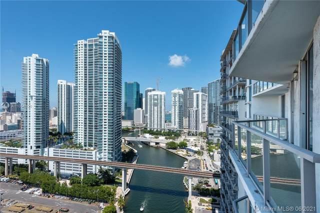 185 SW 7th St #2503, Miami, FL 33130 (MLS #A11054030) :: The MPH Team